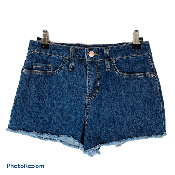 Wild Fable Frayed Jean Short